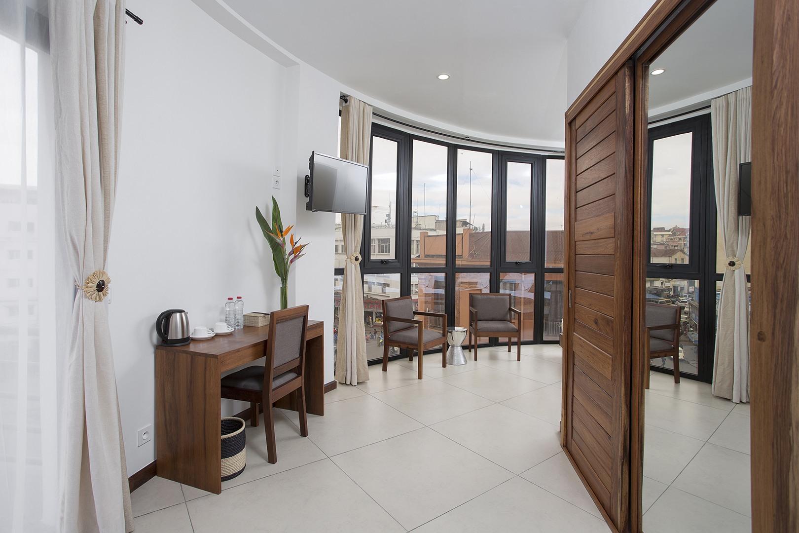 Tsanga Deluxe Room
