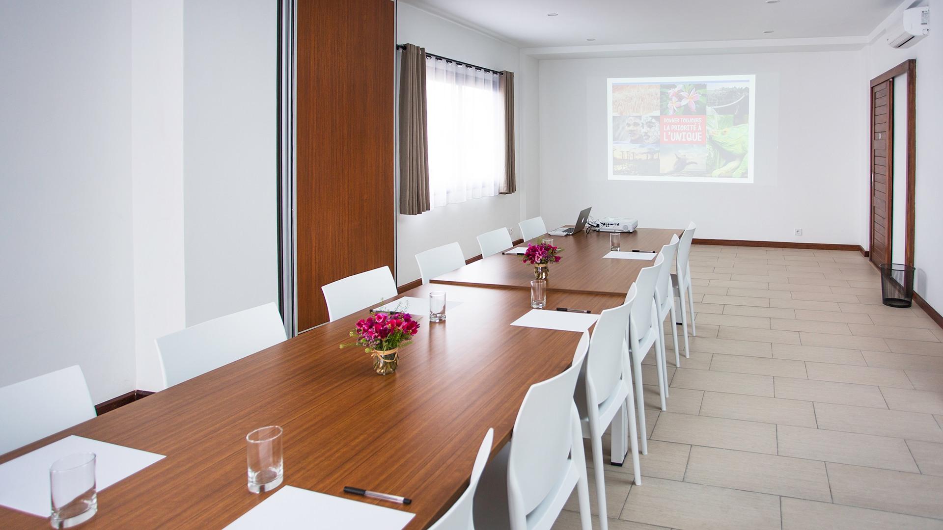 Tsanga Tsanga Hotel Meeting Room